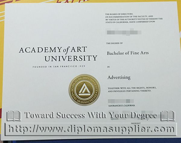 Academy of Art University degree, Academy of Art University ...