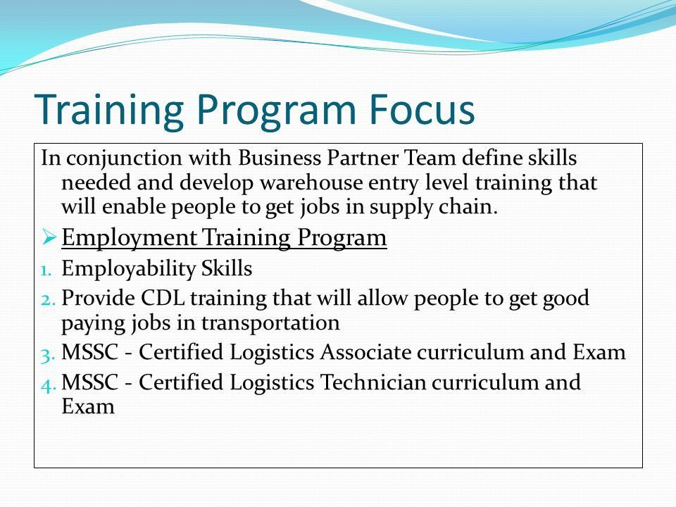 Partners For Competitive Workforce - ppt video online download