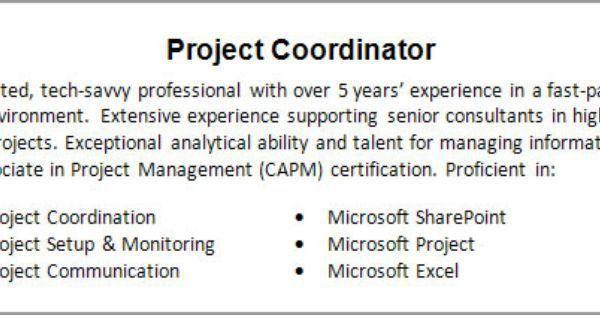 Headline Summary of Resume | CV ↔ Resume ↔ Interview | Pinterest ...