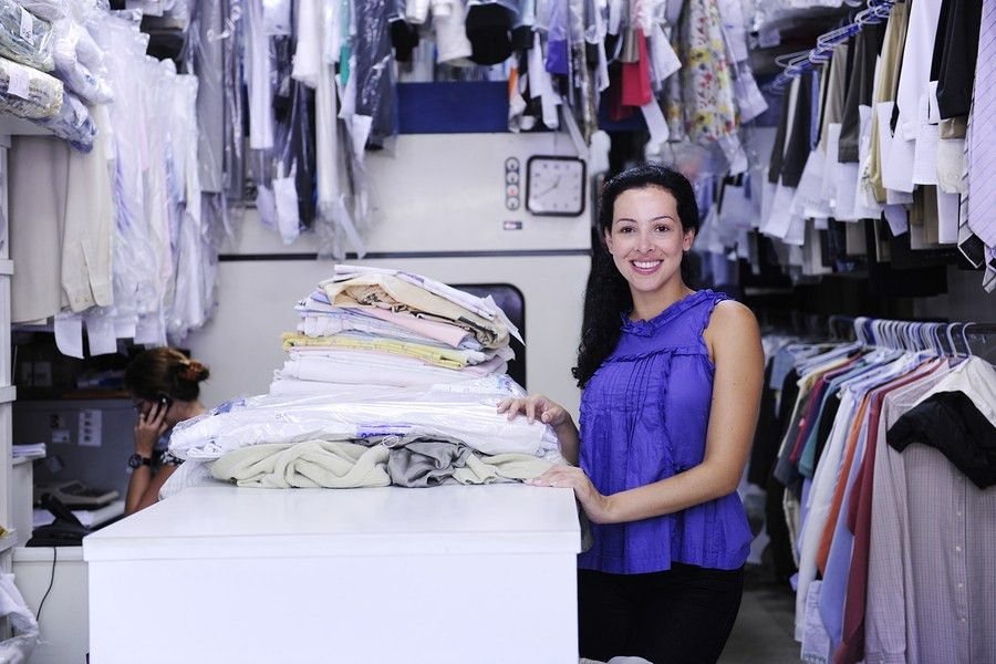 Business Loans for Dry Cleaners