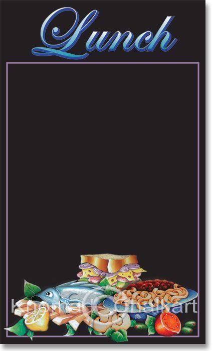 36 best Menu Board Templates images on Pinterest | Menu boards ...