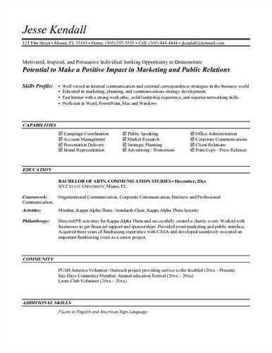 entry level resume objective berathencom