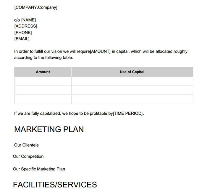 25+ Best Marketing Proposal Templates & Samples   Free & Premium ...