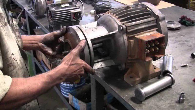 Monoblock Water Pump Repairing Services in Panchkula