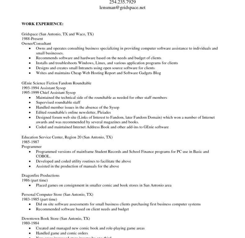 Resume Templates Libreoffice. Libreoffice Resume Template ...