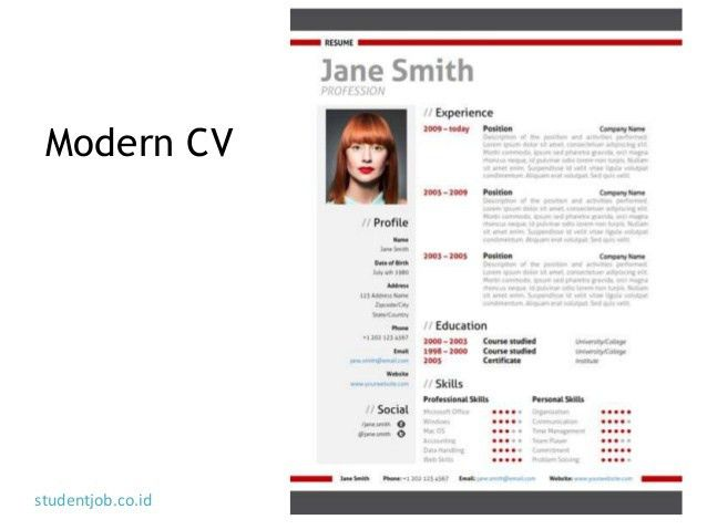 how to write a modern cv pdf 1. free word resume templates resume ...