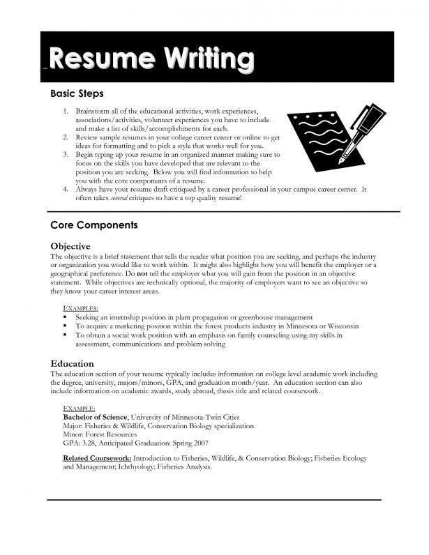 Resume : First Job Resume Objective Examples Entry Level ...