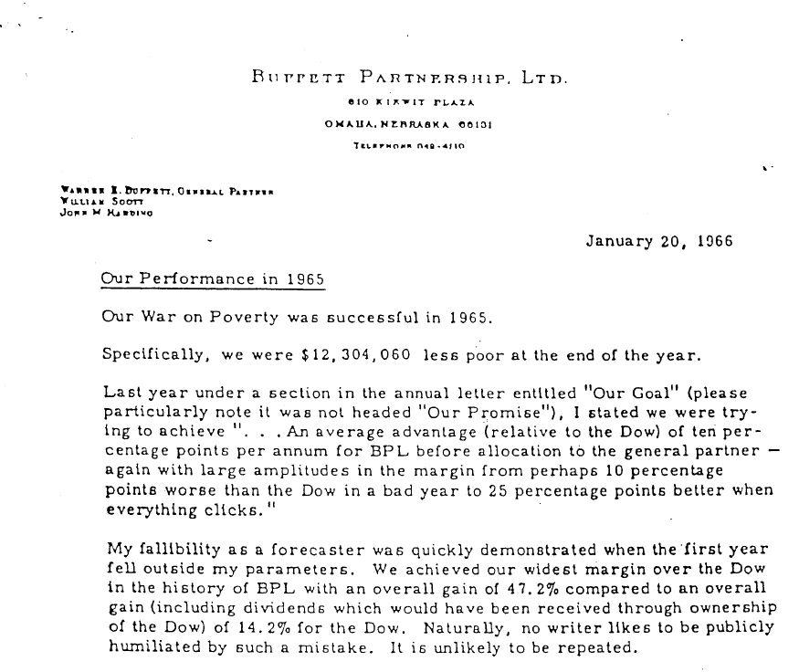Climateer Investing: Warren Buffett's 50th Anniversary Letter to ...