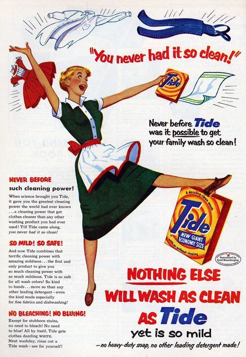 Treasures and Musings @ Modern Graphic History Library: Advertisements