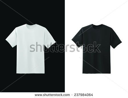 T Shirt Template. Hi-Res Blank White T-Shirt Template Collection ...