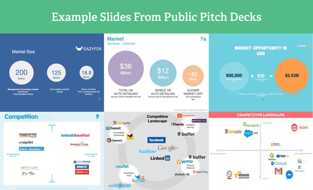 Pitch Deck Templates Won't Get You Funding, Here's What You Can Do