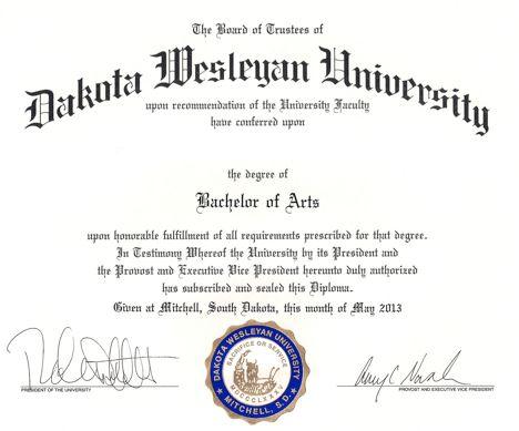 Bachelor's Degrees « 1st Class Diplomas