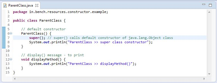 Java: Static Constructor – A big interview question ...