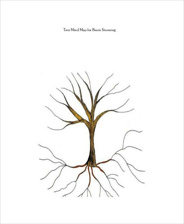 Tree Map Template - 6+ Free PDF Documents Download   Free ...