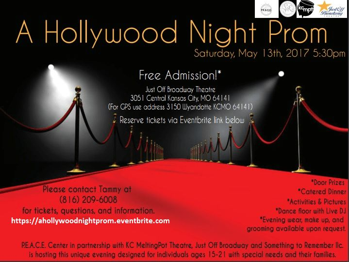 A Hollywood Night Prom Tickets, Sat, May 13, 2017 at 5:30 PM ...