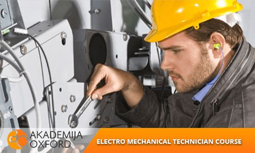 Electro mechanical technician course and training
