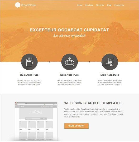 31+ Free HTML5 Website Themes & Templates | Free & Premium Templates