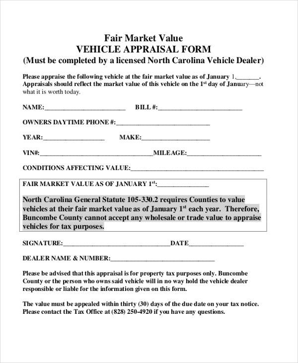 Appraisal Templates   Jobs.billybullock.us