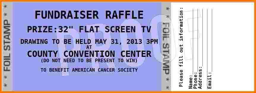2 how to make raffle tickets | Receipt Templates