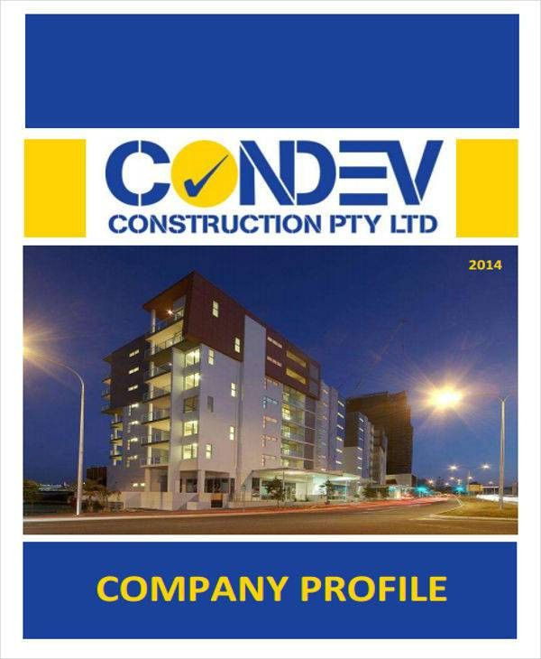 26 Company Profile Sample