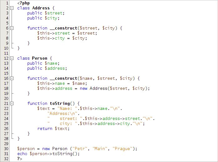 Code completion for a class field   Oracle NetBeans for PHP Blog
