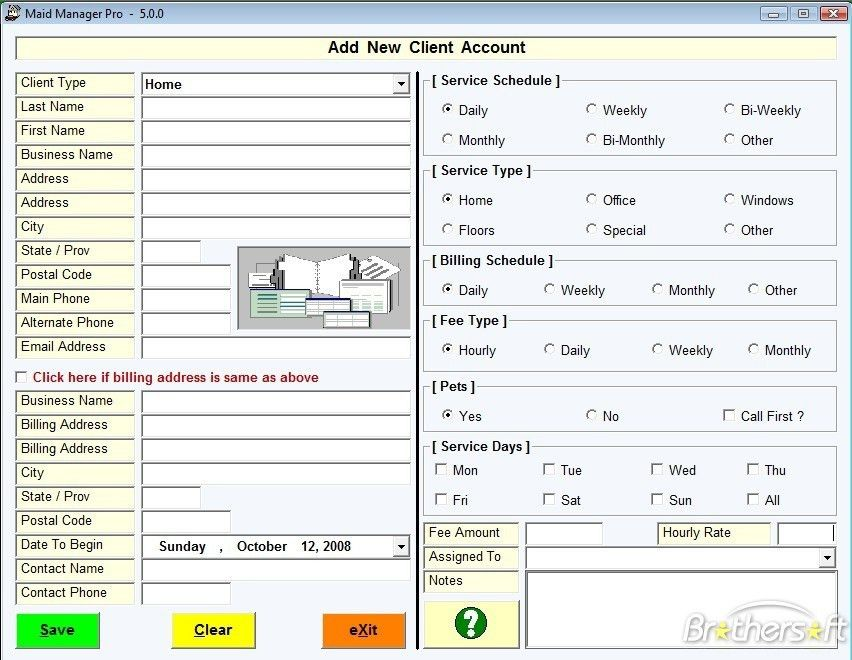 Download Free Maid Manager Pro, Maid Manager Pro 7.0.0 Download