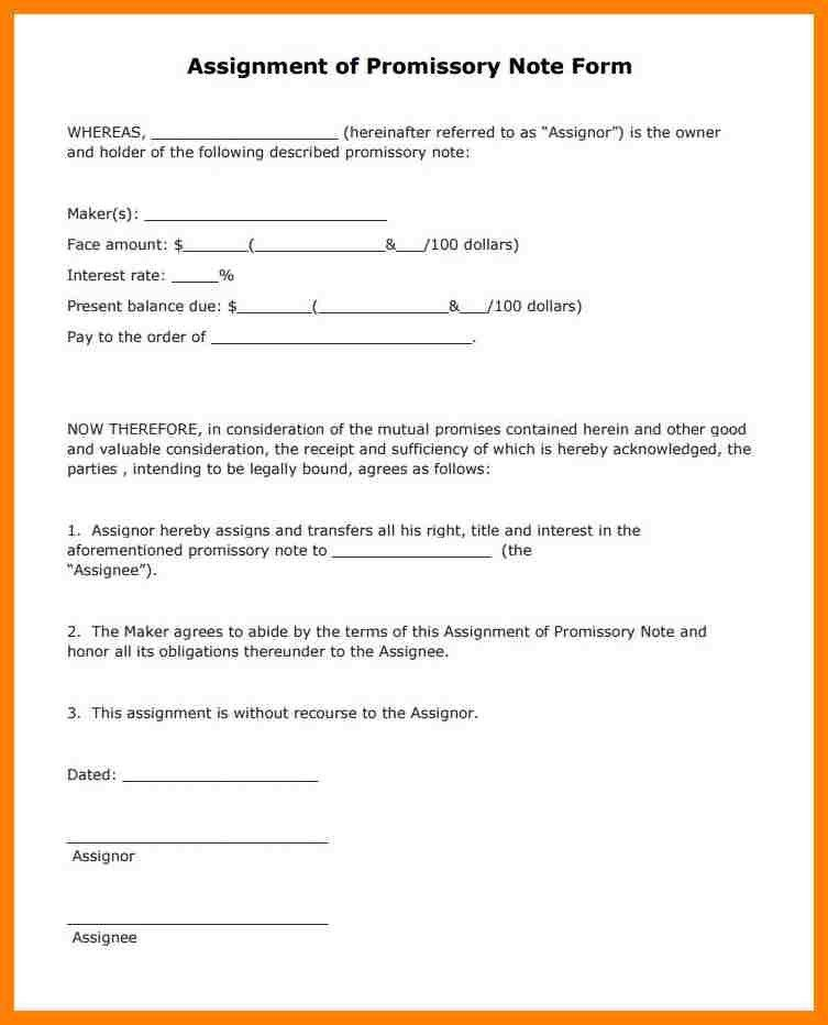 8+ form promissory note | coaching-resume