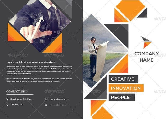 15 + Corporate Brochure Design Templates