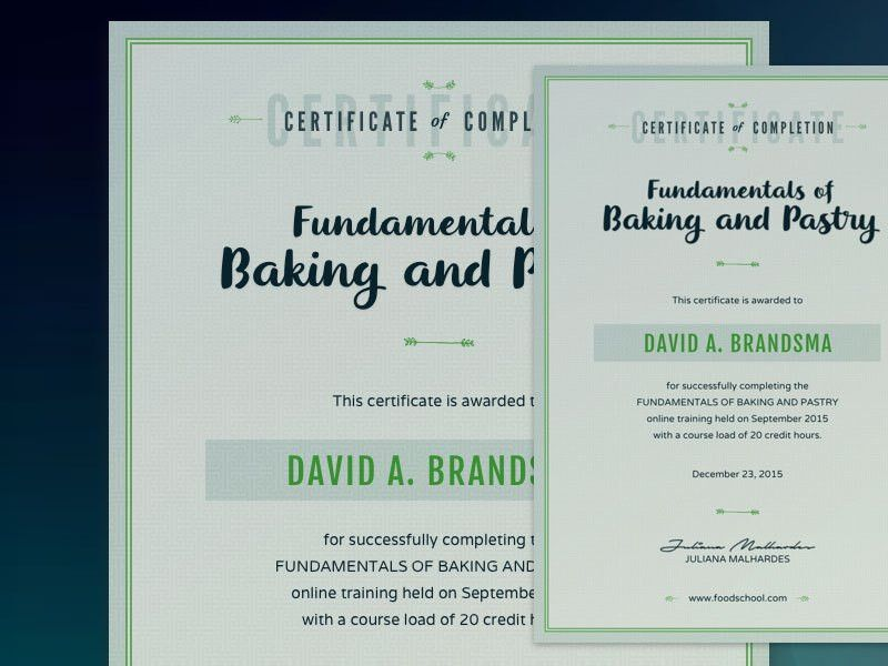 Certificate Template Sketch freebie - Download free resource for ...