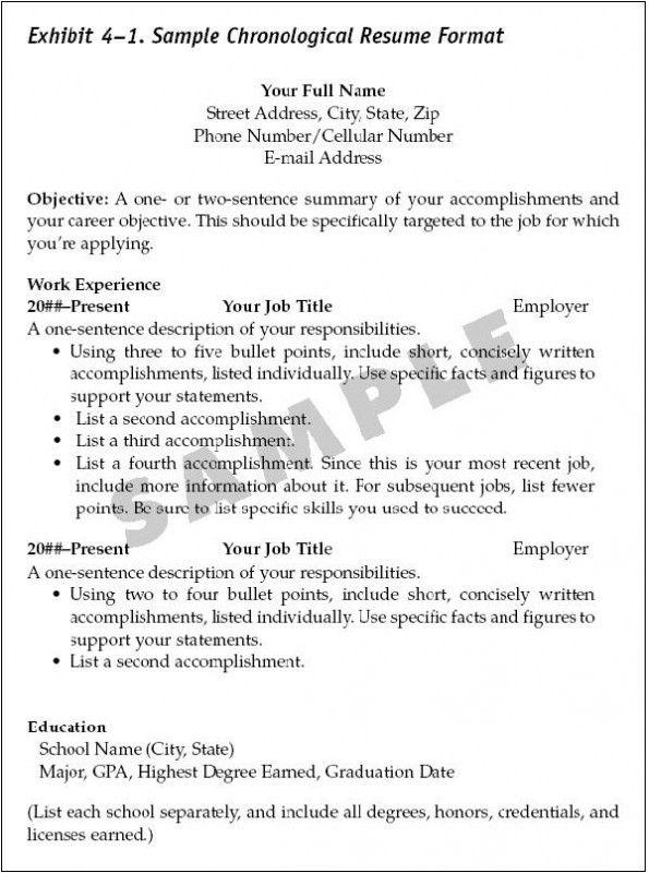 Teenage Resume Examples – Resume Examples