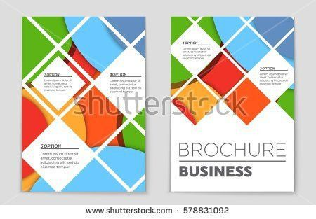 Cover Page Design Stock Images, Royalty-Free Images & Vectors ...