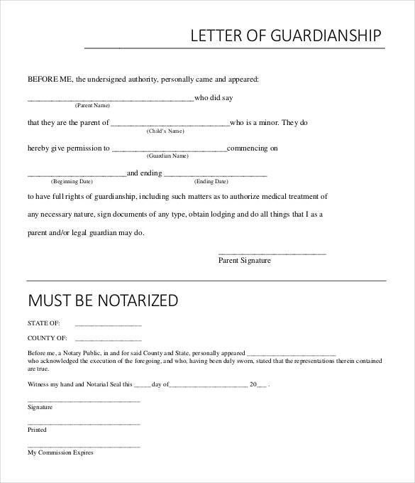 Notarized Letter. Example Of Notarized Letter Example-Of-Notarized ...