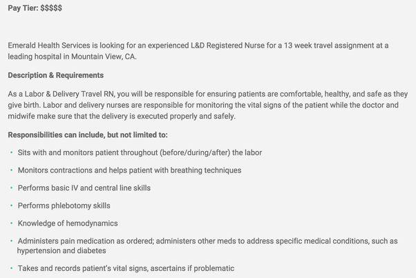What is travel nursing?...(2017) - Quora