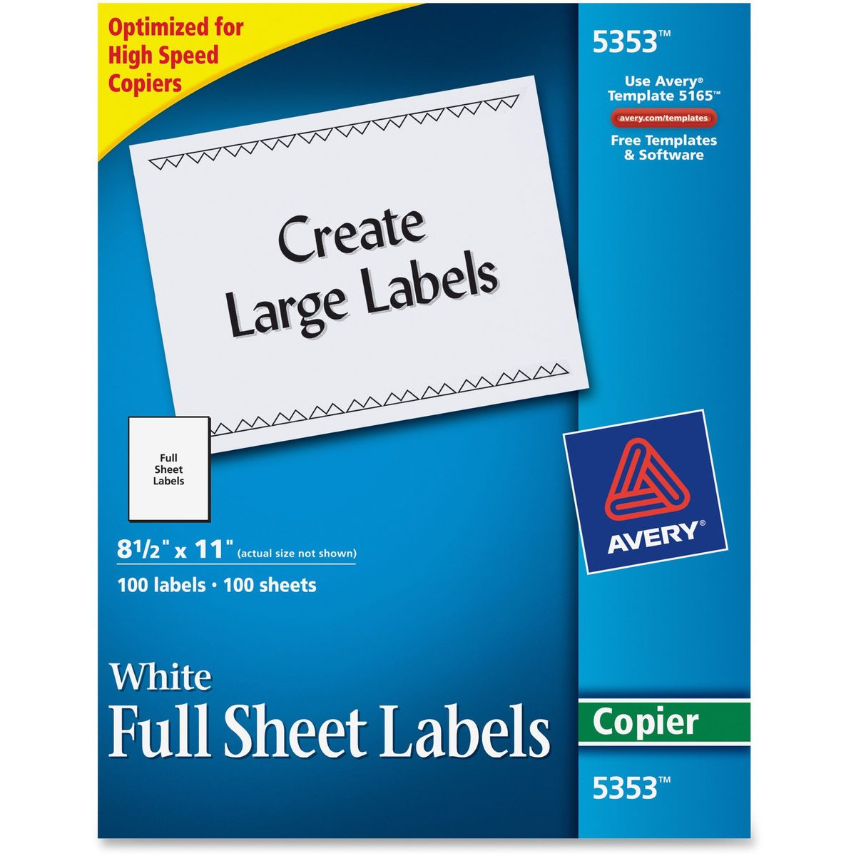 Mailing Labels for Copiers - Walmart.com
