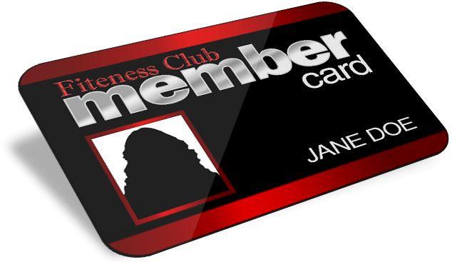 Membership Cards - BarcodesInc