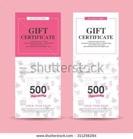 Gift Certificate Stock Images, Royalty-Free Images & Vectors ...