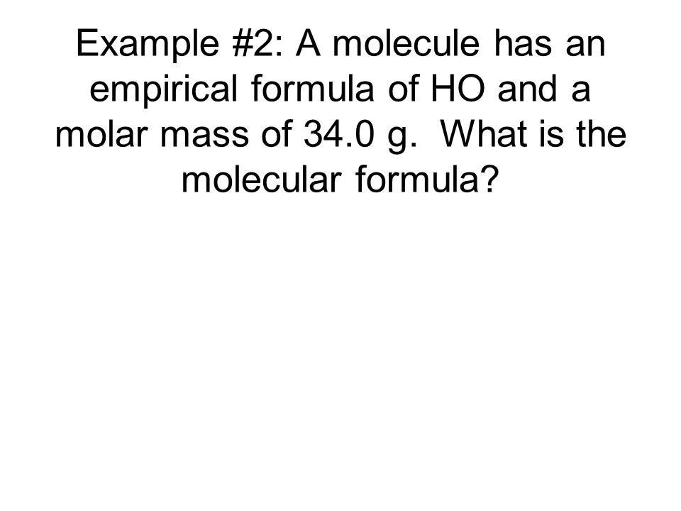 Chemical Quantities or - ppt download