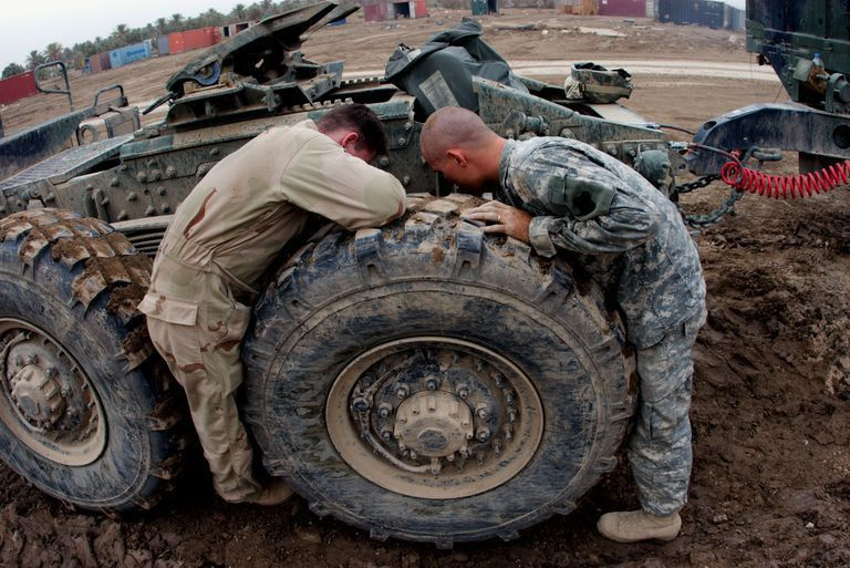 What Does a Wheeled Vehicle Mechanic Do?
