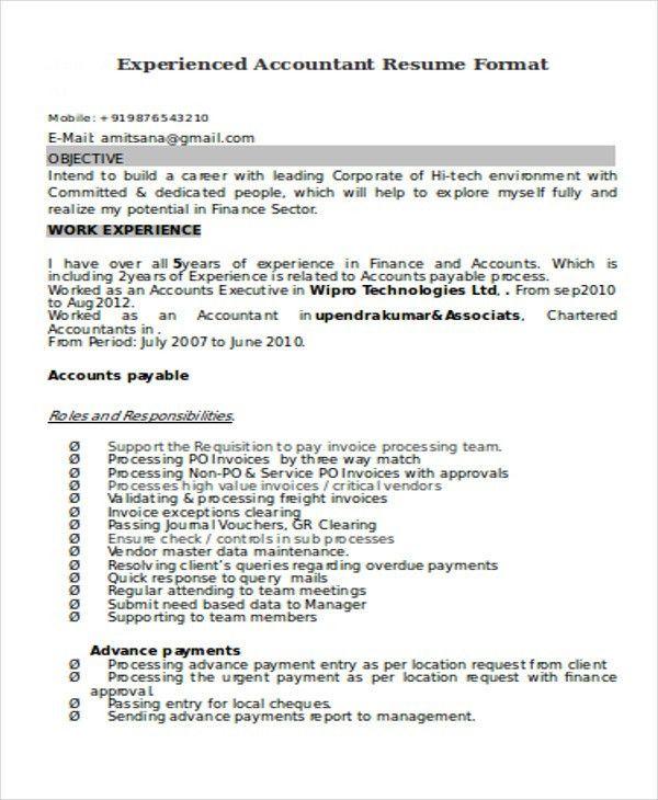 wipro resume format wipro resume wipro resume showri resume