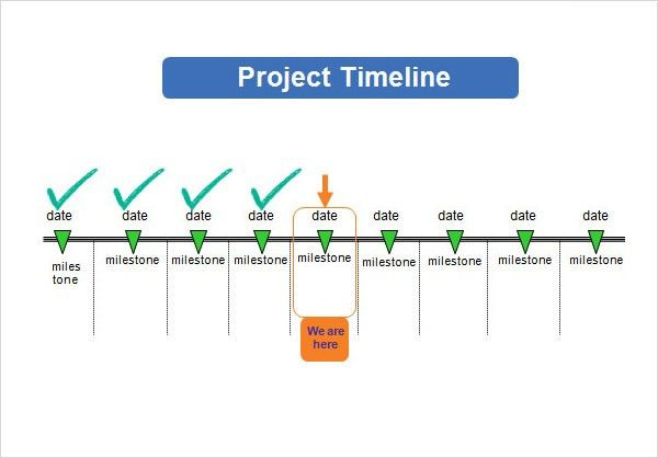 Project Timeline Template Office Timeline Project Plan Free - Timeline project template