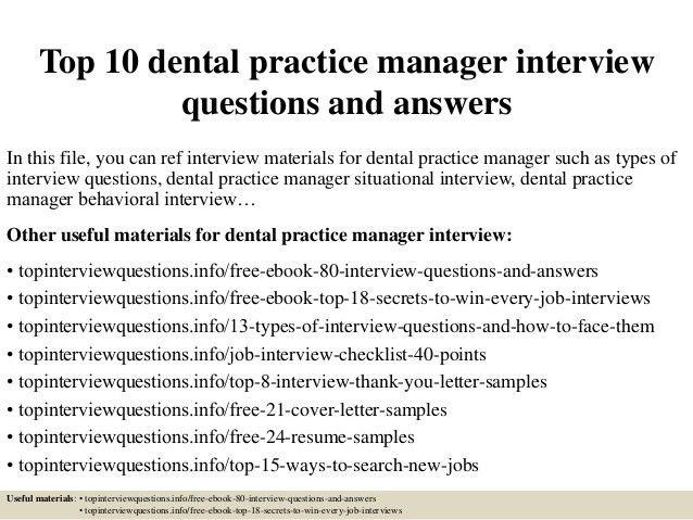innovation idea dental office manager resume 10 dental office ...