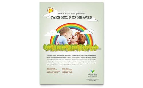 Non Profit Flyers | Templates & Designs