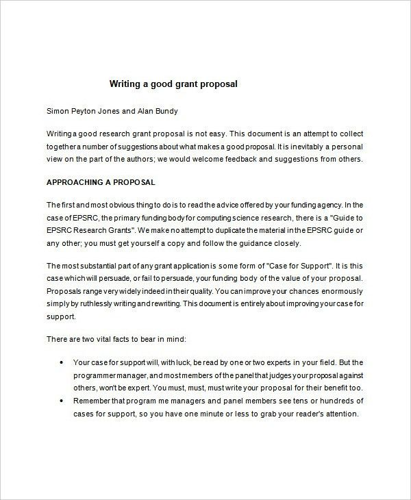 10+ Writing Templates - Free Sample, Example, Format   Free ...