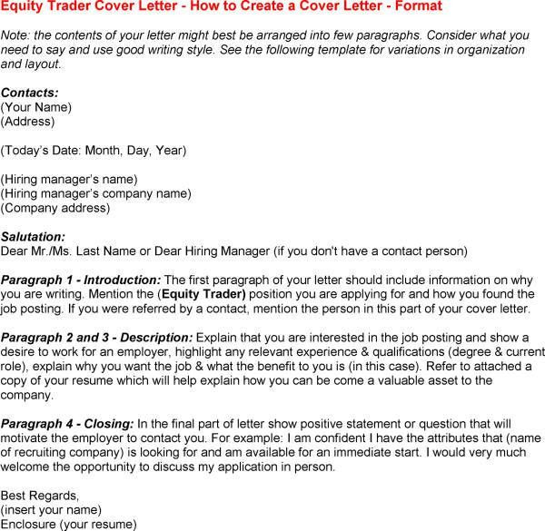 equity research cover letter equity research associate cover