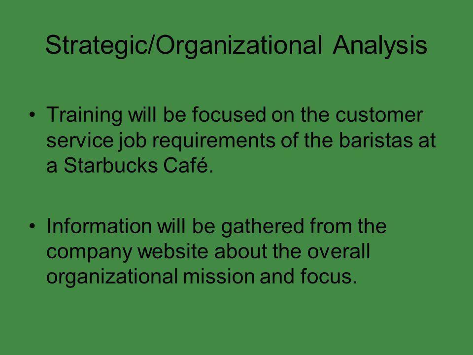 Starbucks Barista Job Requirements ADE 5083 Dr. Brooks - ppt video ...