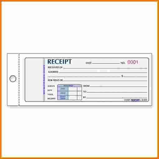 5+ copy of receipt | Expense Report