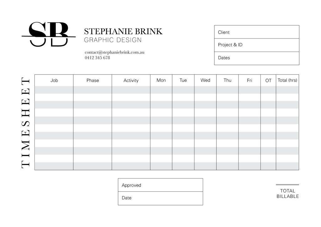 What is my (graphic design) worth? – Stephanie Brink