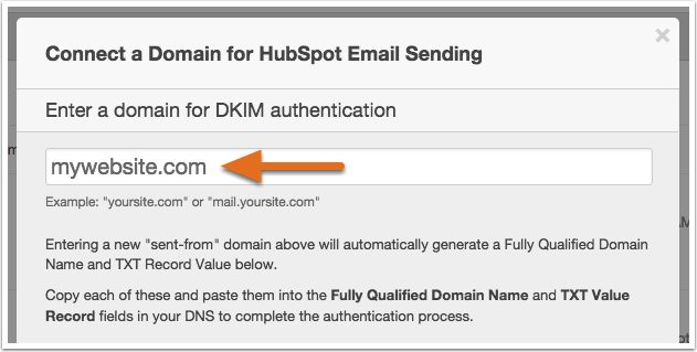 How to set up your email sending domains