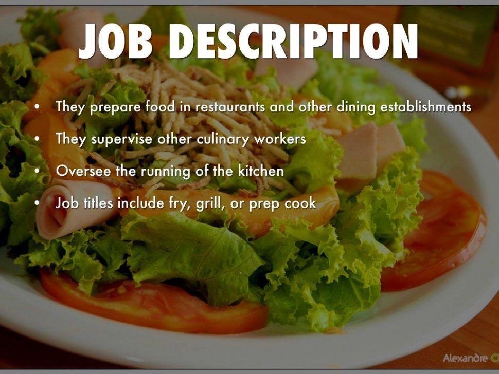 Kitchen Job Titles | Akioz.com