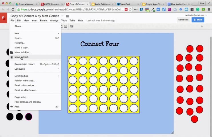 Google Slides: Insert a Google Drawing - Teacher Tech